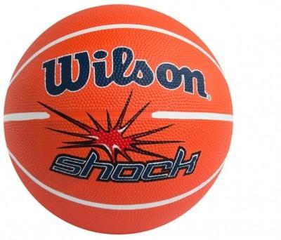 Wilson Shock Plus Basketball -   Size: 7,  Diameter: 29.5 cm