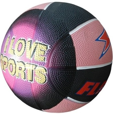 Flash BKT4 Basketball -   Size: 7,  Diameter: 75 cm