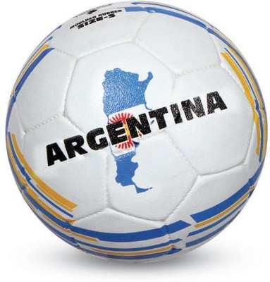 Nivia Country Colour (Argentina) Football - Size- 5, Diameter- 22 cm