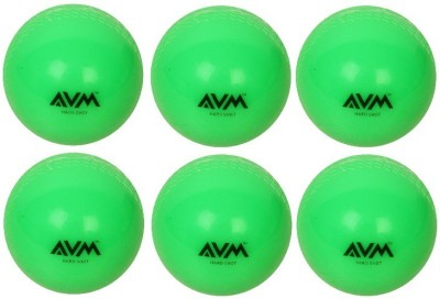 AVM HARD SHOT WINDBALL Cricket Ball -   Size: STANDARD,  Diameter: 6.5 cm