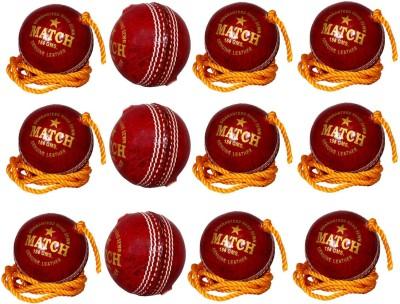 Priya Sports PCROPERED-12 Cricket Ball -   Size: 5,  Diameter: 2.24 cm