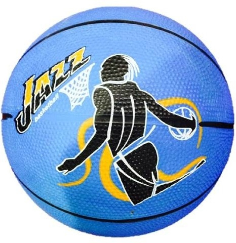 Jaspo Kidzz Basketball -   Size: 3,  Diameter: 17.78 cm(Pack of 1, Blue)