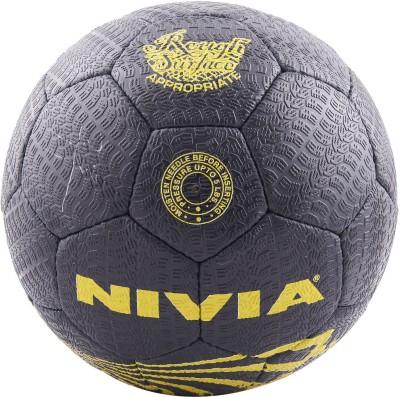 Nivia Street Syn Football -   Size: 5,  Diameter: 4.5 cm