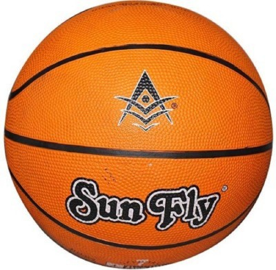 Sunfly Basketball HighQuality Basketball -   Size: 7,  Diameter: 2.5 cm