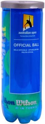 Wilson Australian Open Tennis Ball -   Size: 4,  Diameter: 6 cm