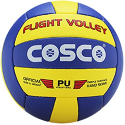 Cosco Flight Volleyball - Size- 4, Diameter- 65 cm