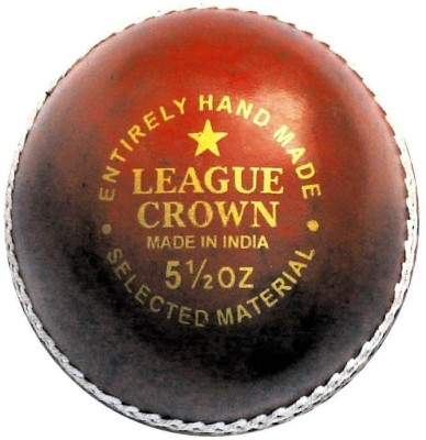 Ceela League Crown Cricket Ball -   Size: Standard,  Diameter: 7 cm
