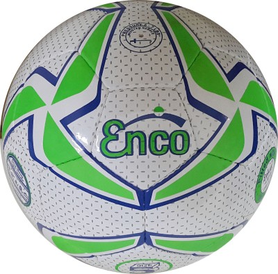 Enco Nyc (Grn/Wht) Football -   Size: 5,  Diameter: 22.5 cm
