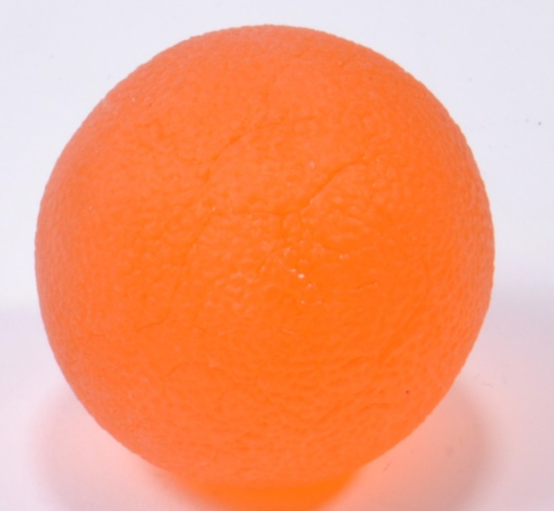 Sunrise 0424-007 Foam Ball -   Size: 5,  Diameter: 5 cm(Pack of 1, Orange)