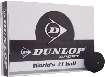 Dunlop Competition 1 Dot Squash Ball