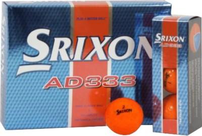 Srixon AD333 Golf Ball -   Diameter: 3.98 cm