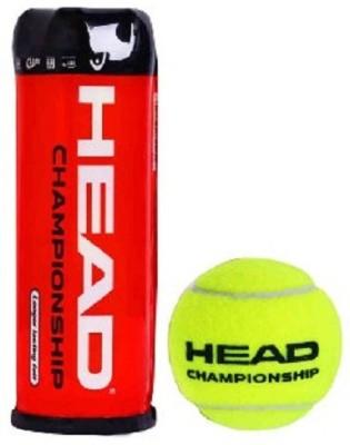 Head Championship Lawn Tennis Ball -   Size: Standard,  Diameter: 6.5 cm