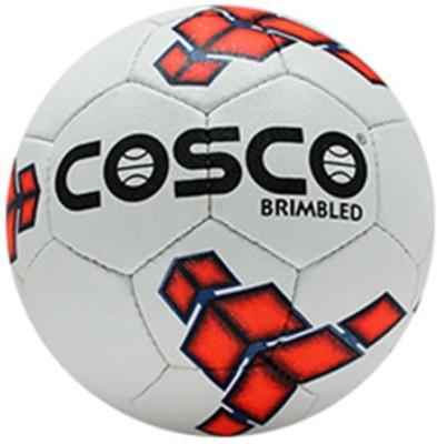 Cosco Brimbled Football -   Size: 5,  Diameter: 69 cm