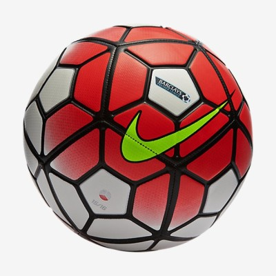 Nike Strike Pl Football -   Size: 5,  Diameter: 22.5 cm(Pack of 1, Red)