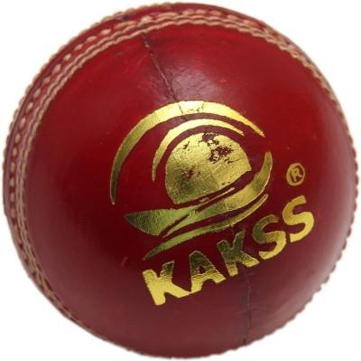 Kakss Turf Cricket Ball -   Size: Full Size,  Diameter: 21 cm