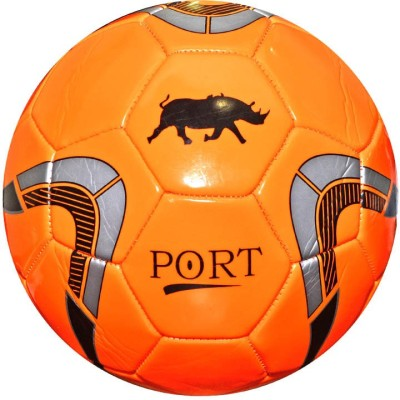 Port Worldcup-orng Football -   Size: 5,  Diameter: 22 cm
