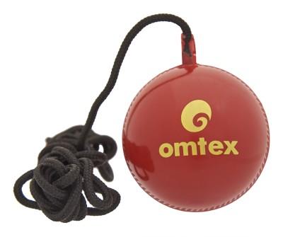 Omtex Hanging & Knocking Cricket Ball -   Size: 5.5,  Diameter: 2.5 cm