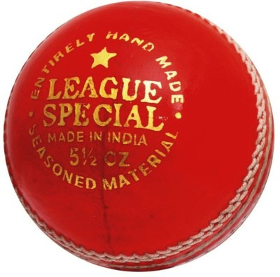 CW League Special Leather Cricket Ball -   Size: Full Size,  Diameter: 22 cm