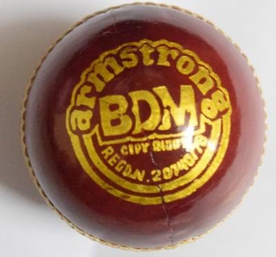 BDM Armstrong Cricket Ball -   Size: 5,  Diameter: 2.5 cm