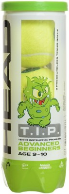 Head Tip-3 Tennis Ball -   Size: 3,  Diameter: 7.5 cm