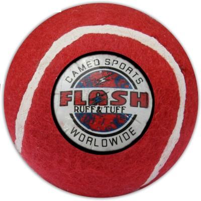 FLASH Ruff & Tuff Tennis Ball -   Size: 5,  Diameter: 7.3 cm