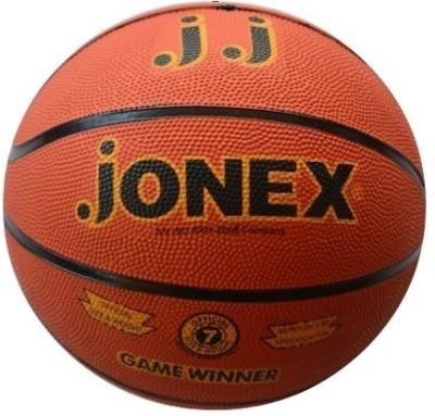 JJ Jonex SUPERIOR QUALITY GAME WINNER Basketball -   Size: 7,  Diameter: 26 cm