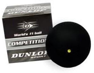 Dunlop Single Dot Squash Ball Squash Ball -   Size: 40,  Diameter: 40 mm
