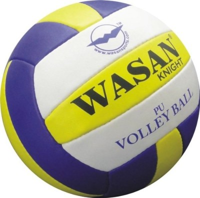 Wasan Knight Pu Volleyball -   Size: 5,  Diameter: 64 cm