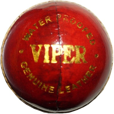 Muren Viper Leather Cricket Ball -   Size: 3