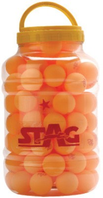 Stag One Star Ping Pong Ball -   Diameter: 4 cm