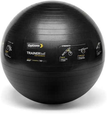 Options Exercise Stability Anti Burst Perfect For Pilates Yoga Fitness Fitballing Gym Ball