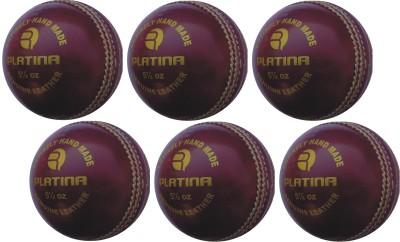 Rmax Platina Pack Cricket Ball -   Size: M,  Diameter: 22 cm