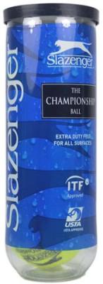 Slazenger Championship Tennis Ball - Size- Standard, Diameter- 2.5 cm