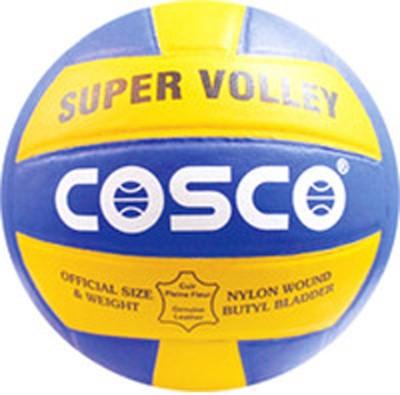 Cosco Super Volleyball -   Size: 4,  Diameter: 25.6 cm