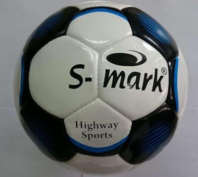 S-Mark Premium Football -   Size: 5,  Diameter: 22 cm