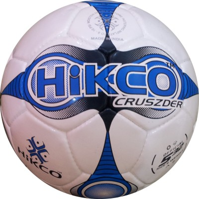 Hikco Blue Cruszder Football -   Size: 5,  Diameter: 22 cm
