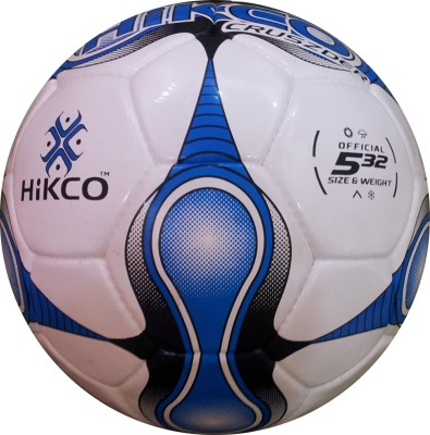 Hikco Cruszder Football -   Size: 5,  Diameter: 24 cm