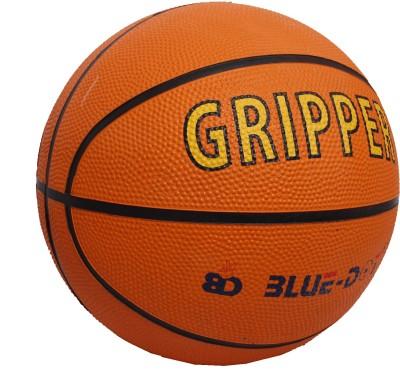 Blue Dot Gripper Basketball -   Size: 5,  Diameter: 21 cm