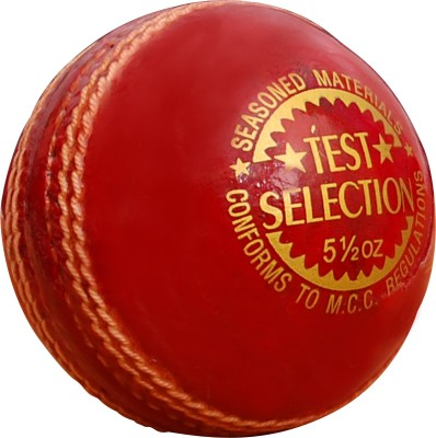 CE Sigma Test Selection Cricket Ball -   Size: 6,  Diameter: 7.2 cm