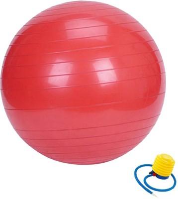 Konex Red Gym Ball -   Size: 55,  Diameter: 5.5 cm
