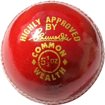 RS Robinson Common Wealth Cricket Ball - Size- 3, Diameter- 7.5 cm