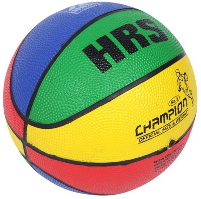 HRS Champion Basketball -   Size: 3,  Diameter: 18.2 cm