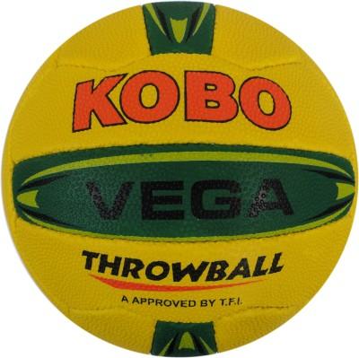 Kobo Vega Throw Ball -   Size: 5,  Diameter: 22 cm