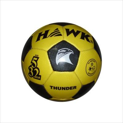 Hawk Thunder Football -   Size: 5,  Diameter: 21.6 cm