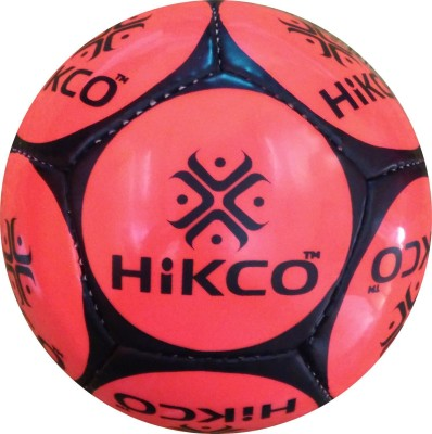 Hikco Mini 12 Panel orange Football -   Size: 1,  Diameter: 15 cm