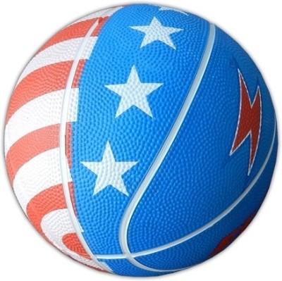 Flash BKT6 Basketball -   Size: 7,  Diameter: 75 cm