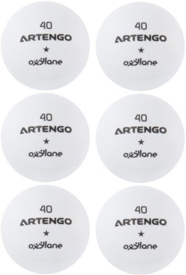 Artengo FB800 TABLE Tennis Ball -   Size: 1,  Diameter: 4 cm