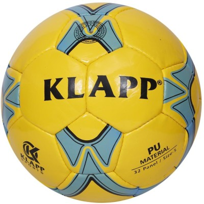 Klapp YELLOW5 Football -   Size: 5,  Diameter: 22 cm