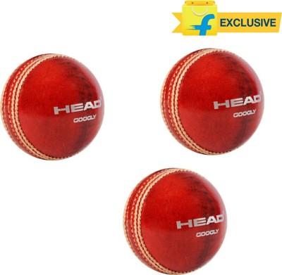 HEAD Googly Cricket Ball -   Size: 5,  Diameter: 5 cm