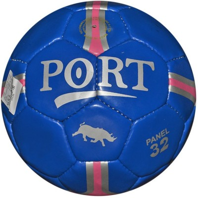 Port Star Football -   Size: 5,  Diameter: 22 cm